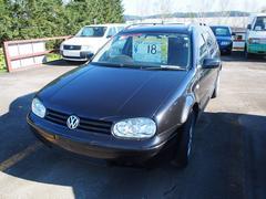 VW ゴルフワゴンGLi CD ESP