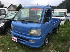 ハイゼットトラック4WD 3方開