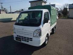 キャリイトラックKCエアコン・パワステ 4WD 3方開 平幌