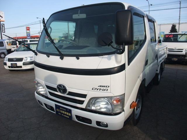 Photo of TOYOTA DYNA TRUCK LONG SINGLE JUSTLOW / used TOYOTA