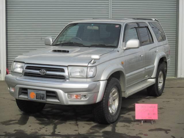 トヨタ SSR-G 4WD ディーゼルターボ ナビ HID SR