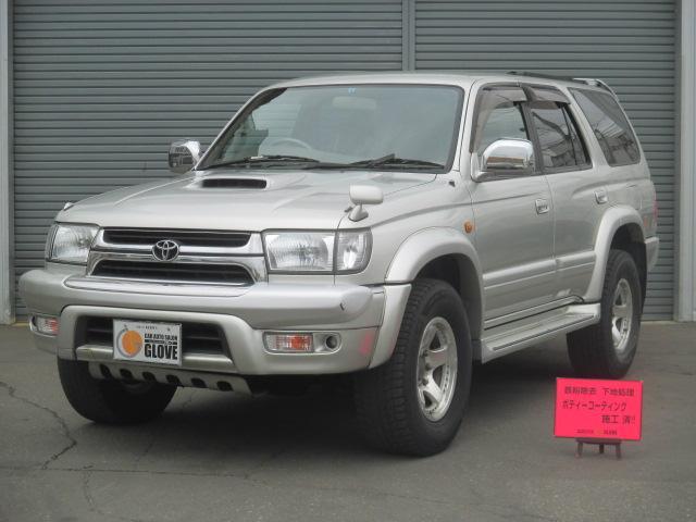 トヨタ SSR-G 4WD ディーゼルターボ 寒冷地 CD