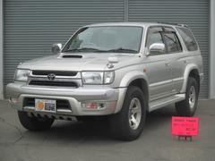 ハイラックスサーフSSR−G 4WD ディーゼルターボ 寒冷地 CD