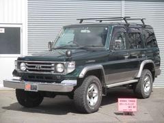 ランドクルーザー70ZX 4WD ディーゼル ナビ地デジ サンルーフ 1オーナー