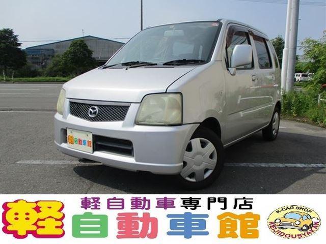 マツダ AZワゴン FM−G (車検整備付)