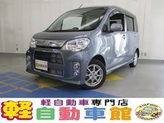 タントエグゼカスタムG 純正ナビTV ABS エコアイドル 4WD