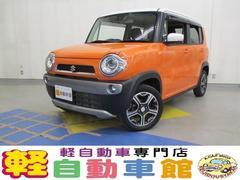 ハスラーX 純正ナビTV バックカメラ レーダーブレーキ 4WD