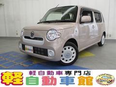 ミラココアココアXスマートセレクションSN 純正ナビTV 4WD
