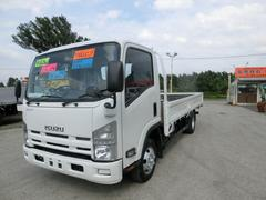 エルフトラック2t平ワイドロング4WD