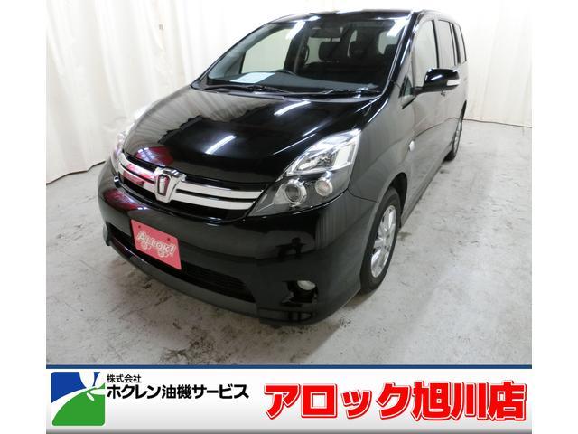 トヨタ プラタナ 4WD リヤヒーター 純正ナビ 片側電動スライド