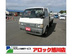 ブローニィトラック1.0tダンプ 4WD アルミアオリ リヤダブルタイヤ