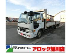ヒノレンジャー平ボデー 3.85t 2WD 6MT