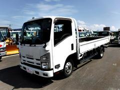 エルフトラック平ボディ ロング 切替式4WD