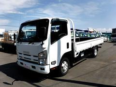 エルフトラック平ボディ ワイドロング 4WD