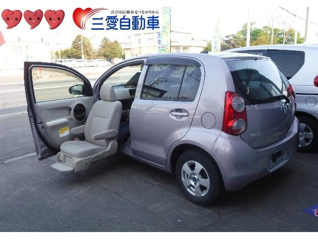 Photo of TOYOTA PASSO X / used TOYOTA