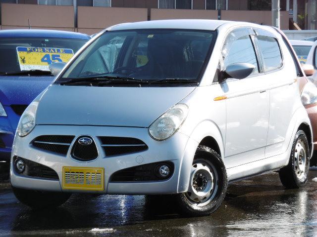 スバル R2 i 4WD 1年間走行距離無制限無料保証付 (車検整備付)