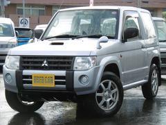 パジェロミニZR 4WD 1年間走行距離無制限無料保証