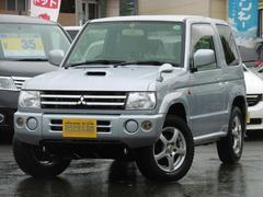 パジェロミニVR 4WD 1年間走行距離無制限無料保証