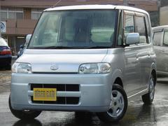 タントL 4WD 1年間走行距離無制限無料保証付