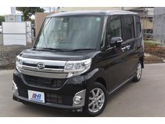 タントカスタムX SAII 4WD ナビ ETC 電動スライドドア