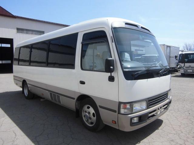 トヨタ マイクロバス PB-XZB50 29人乗り