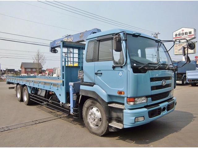 日産ディーゼル クレーン KL-CW55J タダノ