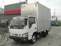 エルフトラック1.3トン アルミバン 4WD