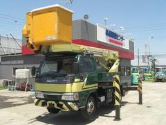 エルフトラック14.6m高所作業車 絶縁仕様 ウィンチ付