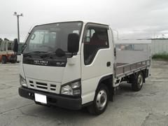 エルフトラック1.25トン パワーゲート付 4WD