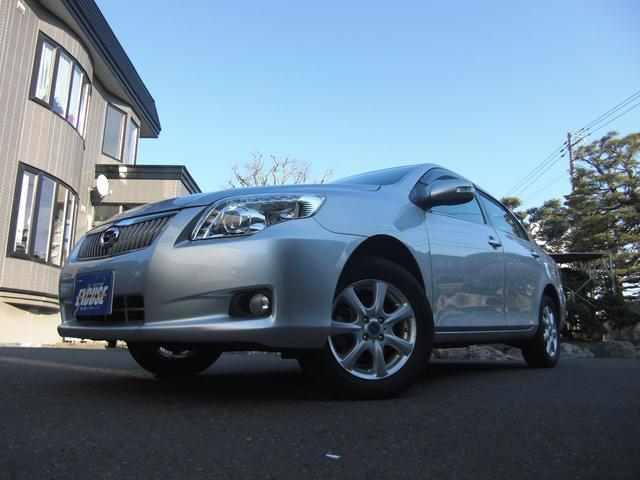 Photo of TOYOTA COROLLA AXIO LUXEL / used TOYOTA