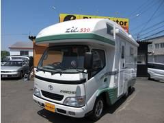 カムロードバンテックZIL520 ディーゼルターボ4WD