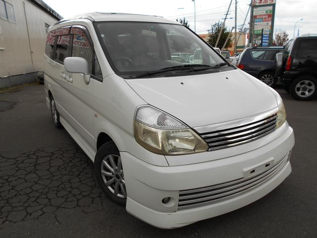 Photo of NISSAN SERENA RIDER / used NISSAN