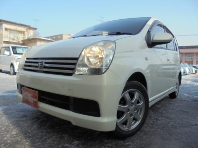 ダイハツ ミラアヴィ L 4AT 4WD ABS キーレス (検3...