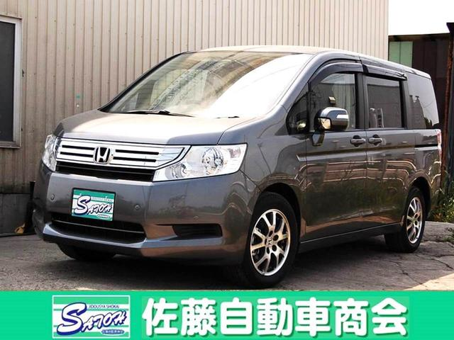 Photo of HONDA STEPWAGON G / used HONDA