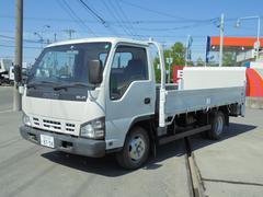 エルフトラック2t ワイドロング 極東開発垂直パワーゲート付 Z105