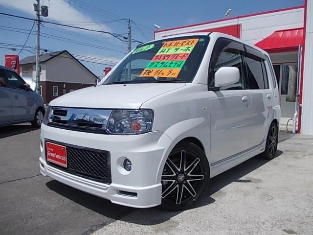 三菱 ローデストT 4WD