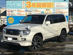 ランドクルーザー100VXリミテッド 4WD 社外18インチAW 1ナンバー