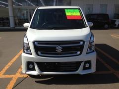 ワゴンRスティングレーハイブリッドX 4WD