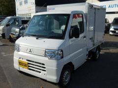 ミニキャブトラック4WD 保冷車