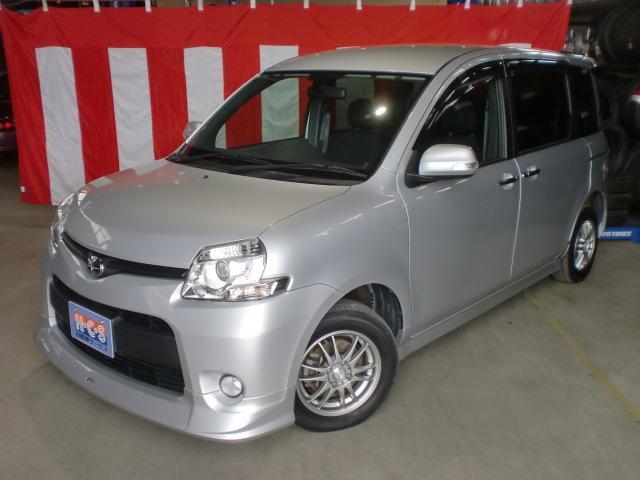 トヨタ DICE 4WD 純正ナビ モデリスタエアロ ワンオーナー