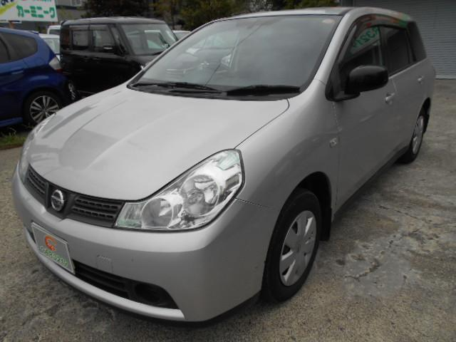 Photo of NISSAN WINGROAD 15RS FOUR / used NISSAN