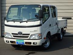 トヨエースWキャブシングルジャストロー 1t 4WD