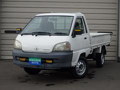 ライトエーストラックDX 4WD ディーゼル 1t ラジオチューナー