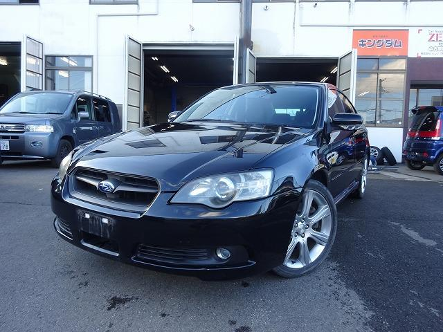 Photo of SUBARU LEGACY B4 3.0R SPEC.B / used SUBARU