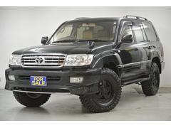 ランドクルーザー100VXLTD4WD ディーゼルターボ リフトUP 新品タイヤ