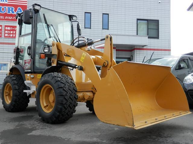 CAT 902C2 除雪仕様 スノータイヤ4WD