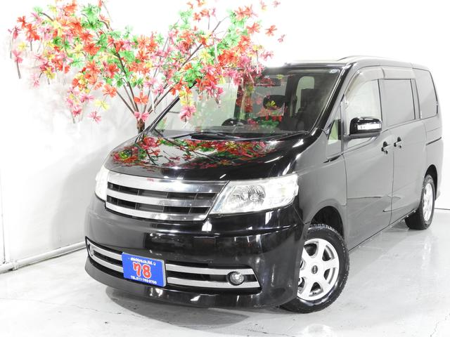Photo of NISSAN SERENA RIDER S / used NISSAN