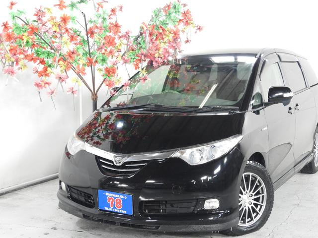 Photo of TOYOTA ESTIMA HYBRID G / used TOYOTA