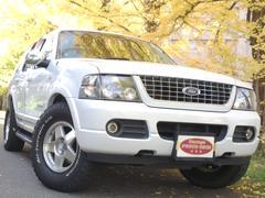 フォード エクスプローラーエディバウアー 4WD 5AT 右ハンドル HDDナビ