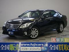 新潟県の中古車ならクラウン Rサルーンi−Four HDDナビ 地デジ 後期型 4WD